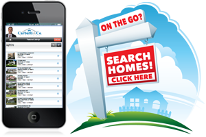Looking for the latest homes for sale on the go? Try out our mobile version for a more user friendly experience!